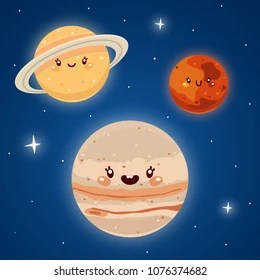 Similar Images Stock Photos Vectors of Cute planet