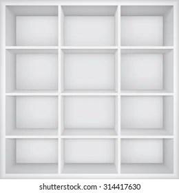 https www shutterstock com image vector empty bookshelf vector illustration 314417630