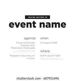 Before sharing sensitive information, make sure you&aposre on a federal government site. Event Agenda Template Images Stock Photos Vectors Shutterstock
