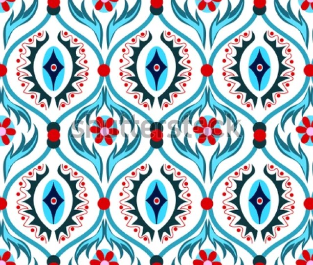 Geometric Shapes Wallpaper Vector Geometric Pattern Abstract Geometrical Deep Blue Background