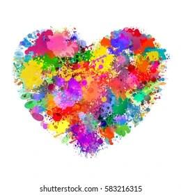 hearts colors # 9