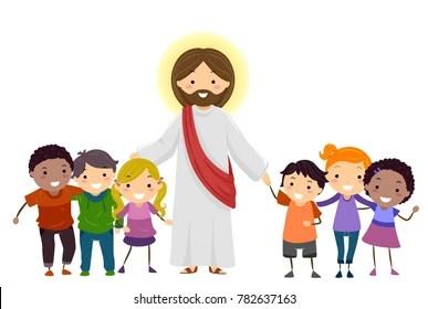 Image result for jesus children image