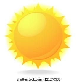 Bright Sun Cartoon Images Stock Photos Vectors Shutterstock