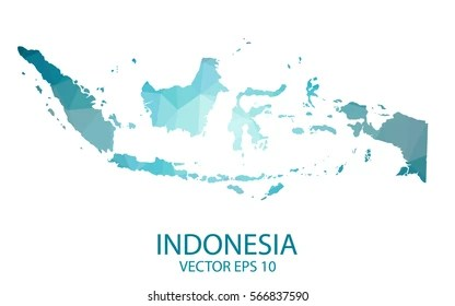 Gambar peta indonesia tanpa tulisan. Peta Indonesia Gambar Foto Vektor Stok Shutterstock