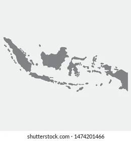 167 best vektor peta indonesia ✓ free vector download for commercial use in ai, eps, cdr, svg vector illustration graphic art design format. Peta Indonesia Gambar Foto Vektor Stok Shutterstock