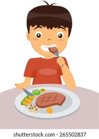 Table Manners Clipart Brokeasshome Com