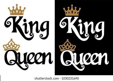 King And Queen Images Stock Photos Vectors 10 Off Shutterstock