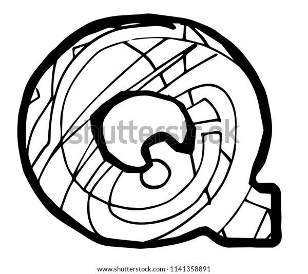letter q coloring page # 13