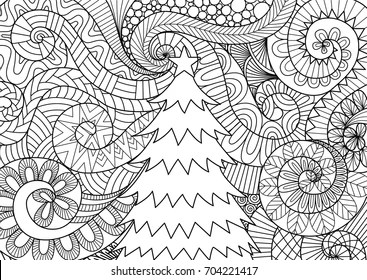 printable holiday coloring pages # 85