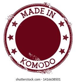 Komodo Vector Images, Stock Photos & Vectors   Shutterstock
