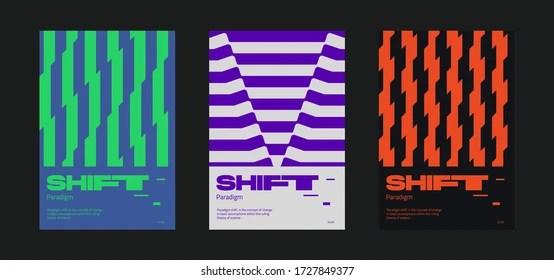 https www shutterstock com image vector meta modern aesthetics swiss design poster 1727849377