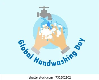 Global Hand Washing Day Images, Stock Photos & Vectors | Shutterstock