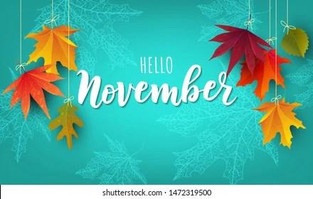 Theme for November