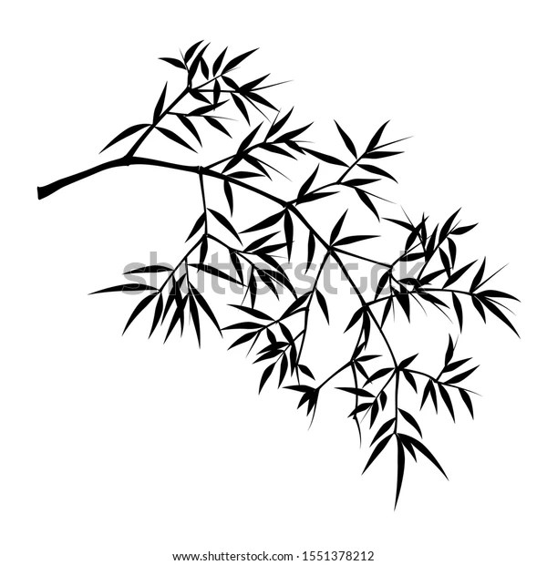 https www shutterstock com fr image vector seamless pattern black white bamboo vector 1551378212