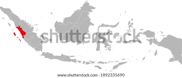 By agc version friday, june 1, 2018 add comment. Vektor Stok Sumatera Barat Province Isolated On Indonesia Tanpa Royalti 1892335690