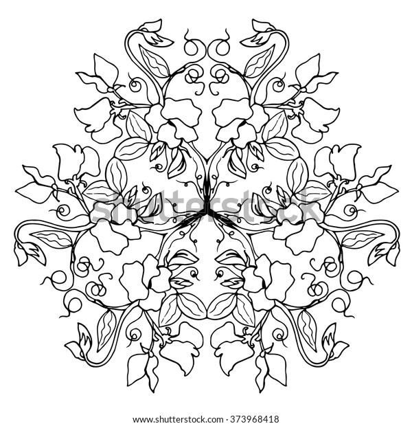 sweet pea coloring pages # 8