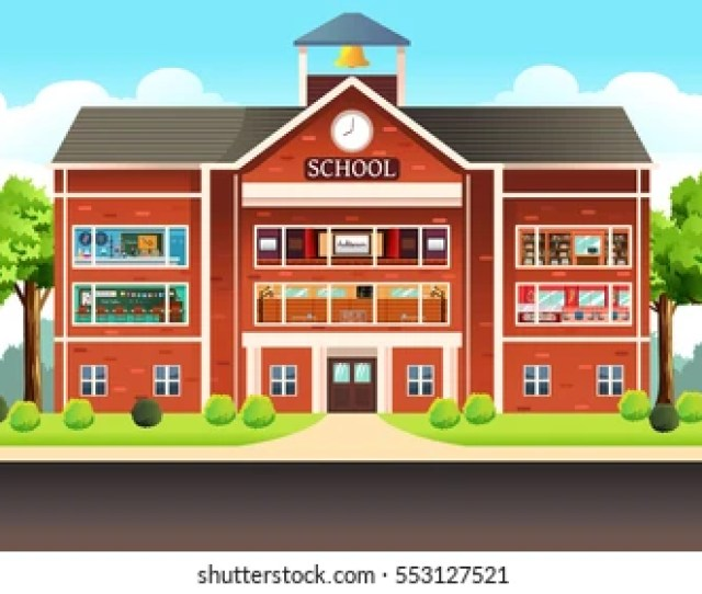 Royalty Free School Building Stock Images Photos Vectors