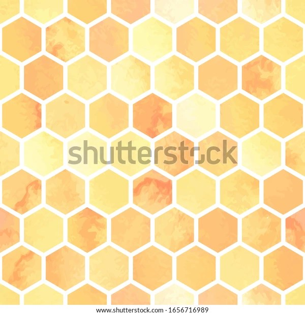https www shutterstock com image vector vector seamless geometric pattern yellow watercolor 1656716989