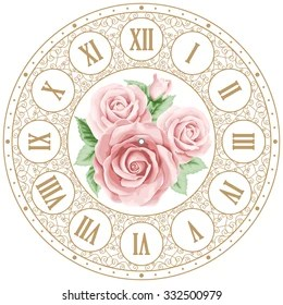 Decorative Clock Faces   Decoration For Home