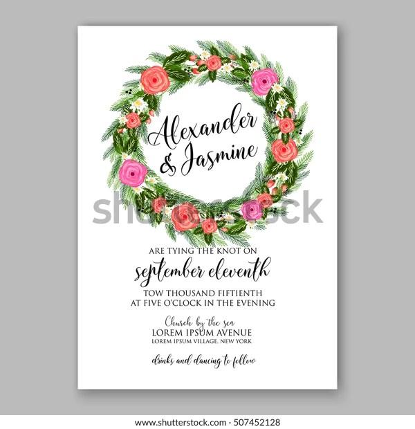 wreath template printable # 48