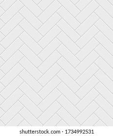 https www shutterstock com image vector white herringbone zig zag bathroom flooring 1734992531