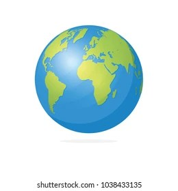 Globe Images  Stock Photos   Vectors   Shutterstock World Map and Globe Vector Illustration