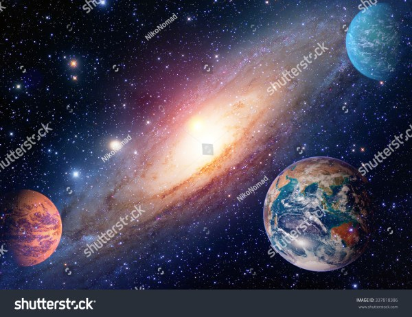 Astrology Astronomy Earth Outer Space Solar System Mars