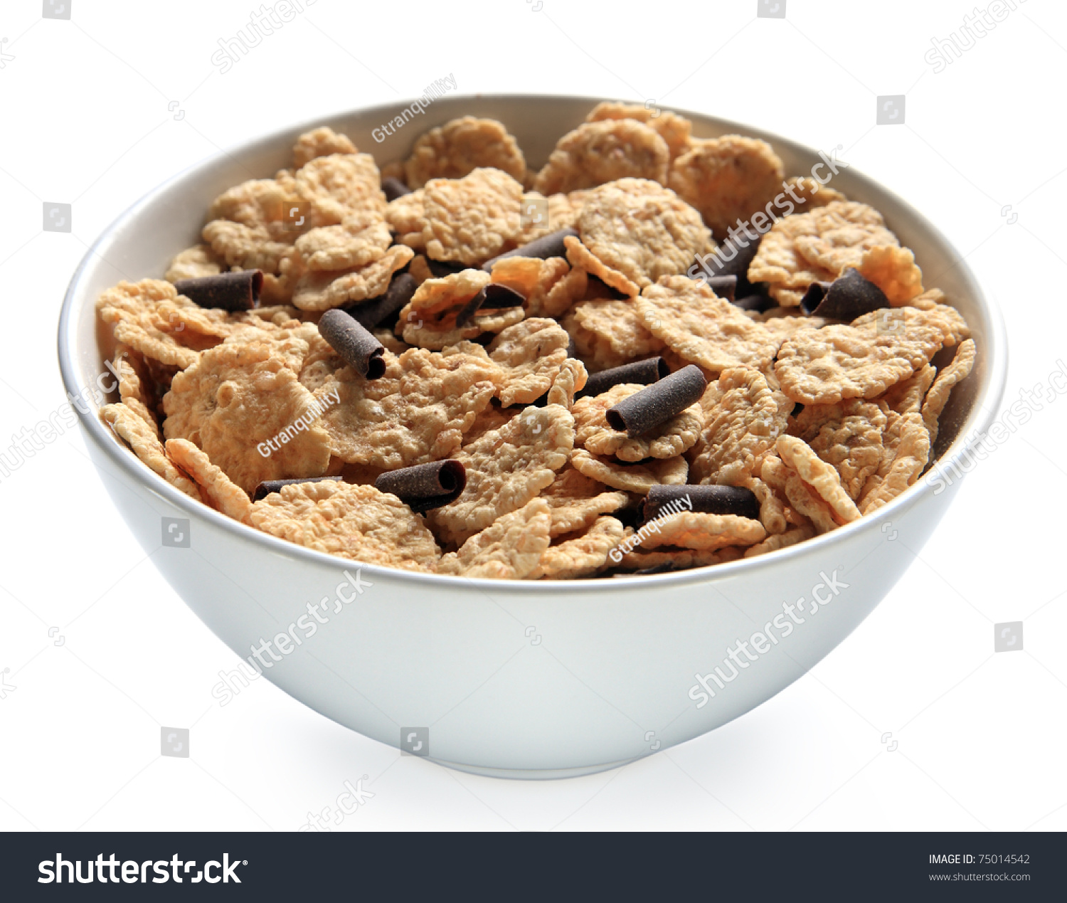 Bowl Cereal No Background