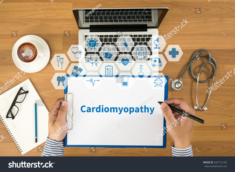 Cardiomyopathy Stock Photo 432712165 : Shutterstock
