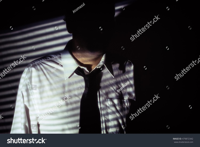 Man Hidden Shadows