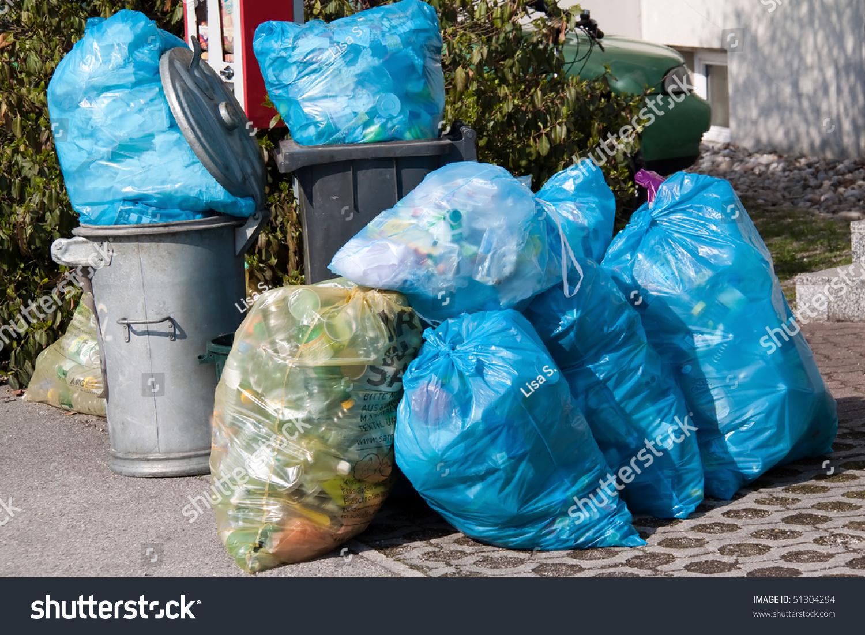 Garbage - Plastic Waste - Waste Collection - Waste Separation Stock Photo 51304294 : Shutterstock