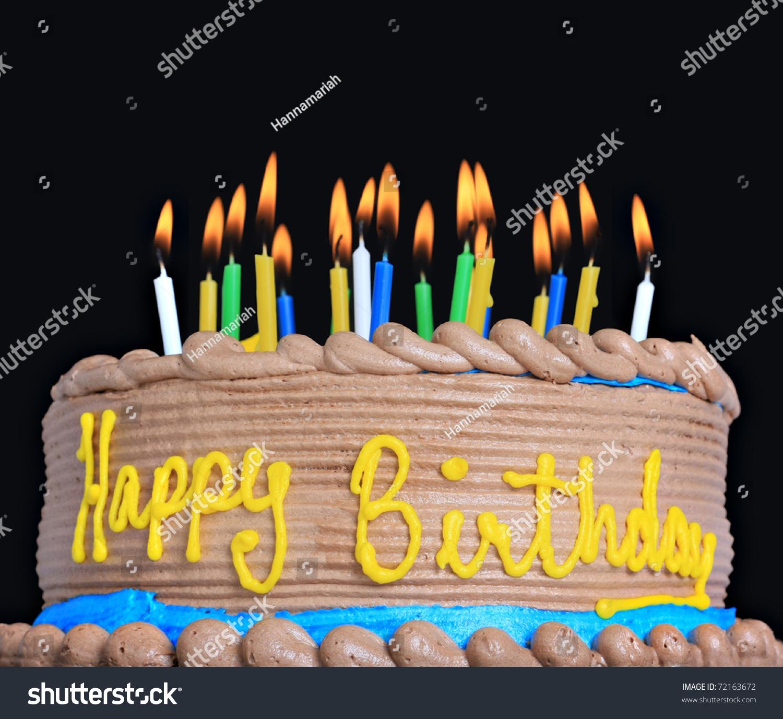 Happy Birthday Cake Karan