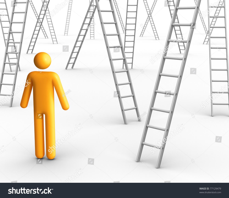 Ladder Of Success Stock Photo Shutterstock