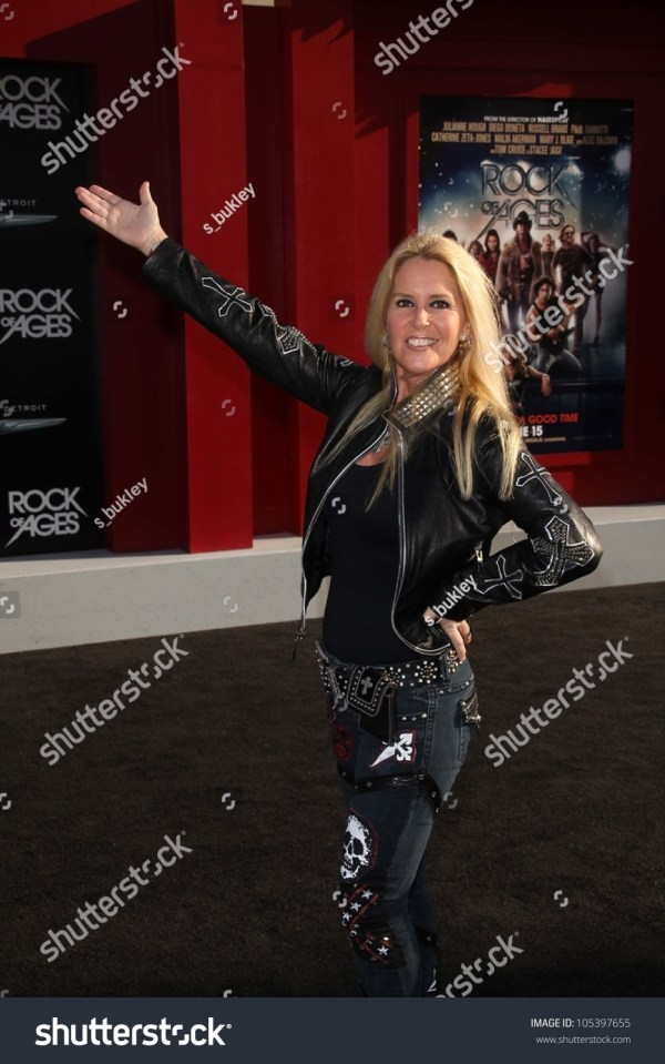 """Lira Ford At The World Premiere Of """"Rock Of Ages,"""" Chinese ..."""