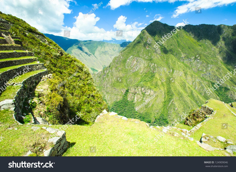 Machu Picchu A Pre Columbian 15th Century Inca Site