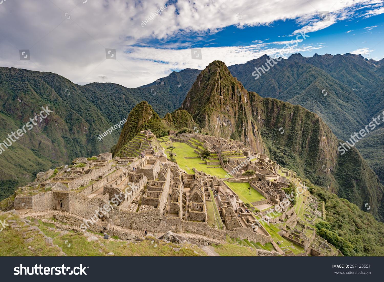Machu Picchu New 7 Wonder Of The Word Cusco Peru