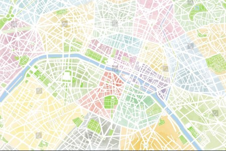paris streets map » Full HD MAPS Locations - Another World ...