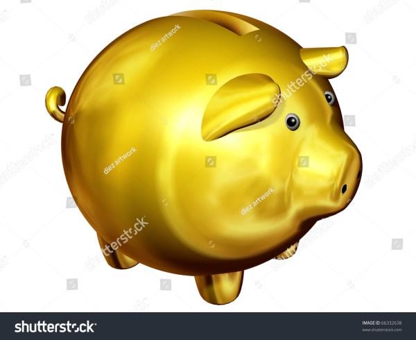 piggy bank diez # 4