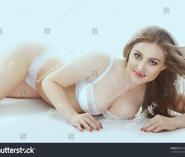 Sexy Russian Girl Passion Eyes Stock Photo Edit Now