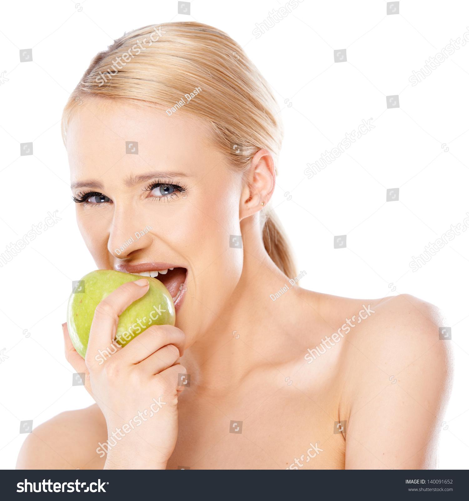 Blonde Joke Green Side