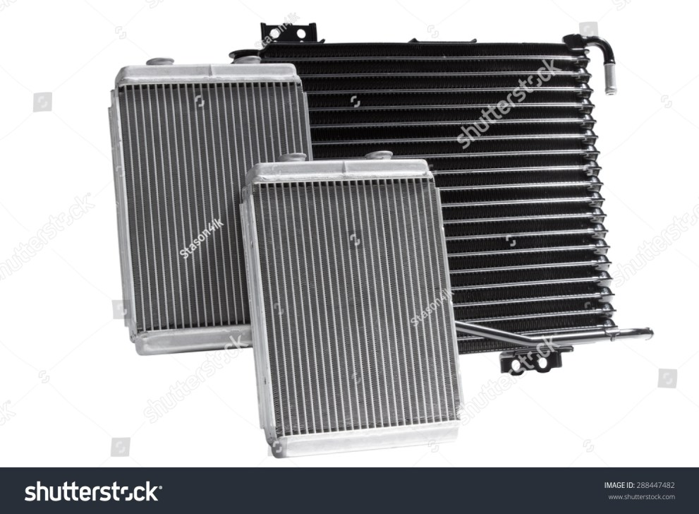 the cooling system of the engine