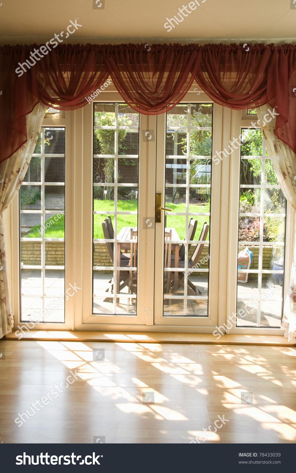 View Empty Sun Porch