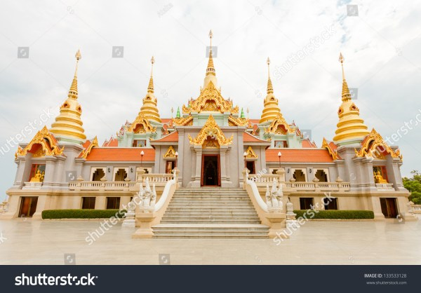 Wat Tang Sai � Beautiful Buddhist Temple On The Top ...
