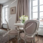 White Scandinavian Living Room Interior Shabby Royalty