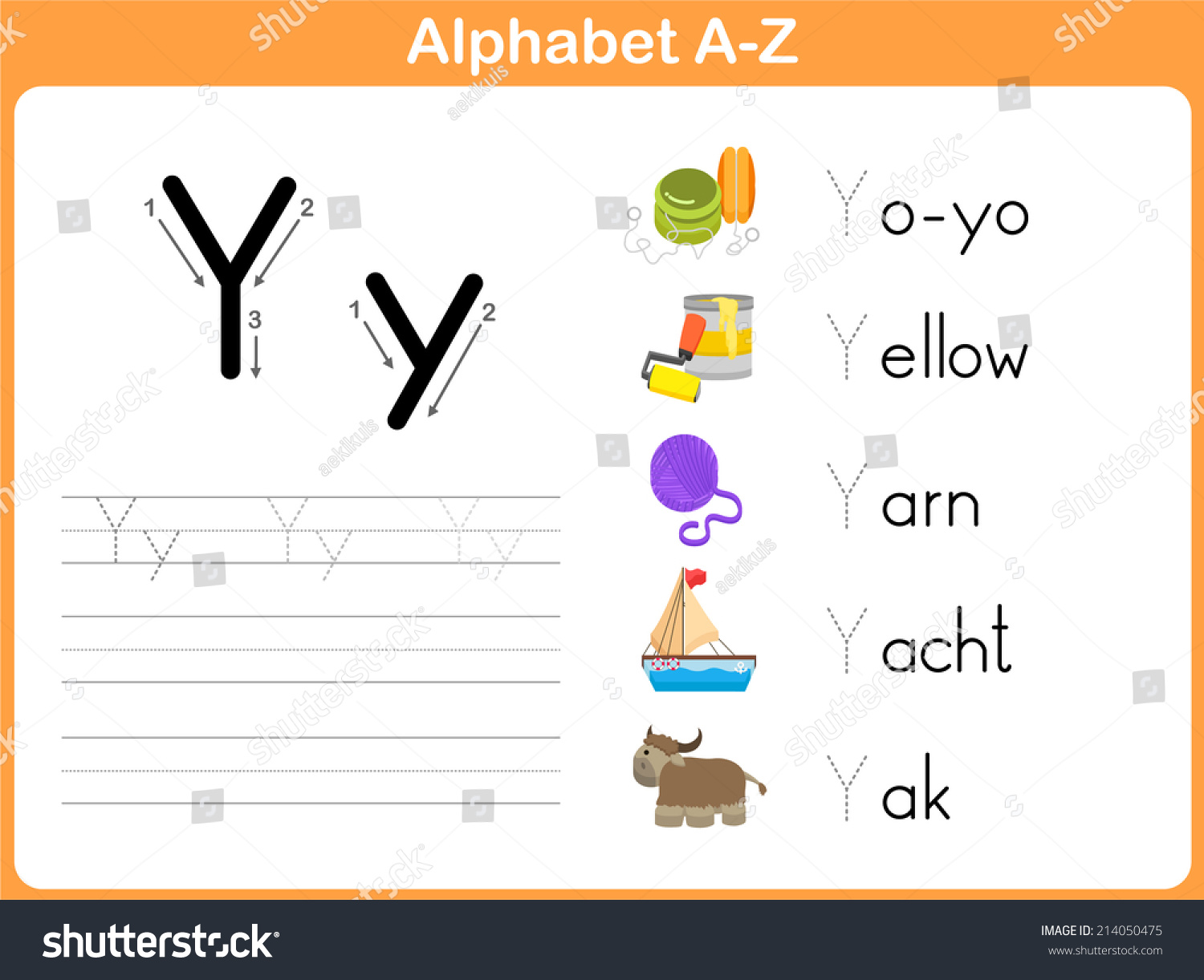 Worksheet Of Alphabets A To Z