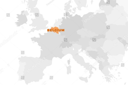 Belgium location map edi maps full hd maps belgium location modern detailed map all stock vector belgium location modern detailed map all european countries without names vector template of beautiful gumiabroncs Gallery