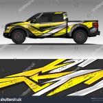 Car Wrap Decal Design Vector Advertising Stock Vector Royalty Free 1581672682