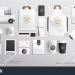 Vetor Stock De Cafe Cafe Food Truck Branding Livre De Direitos 750593149