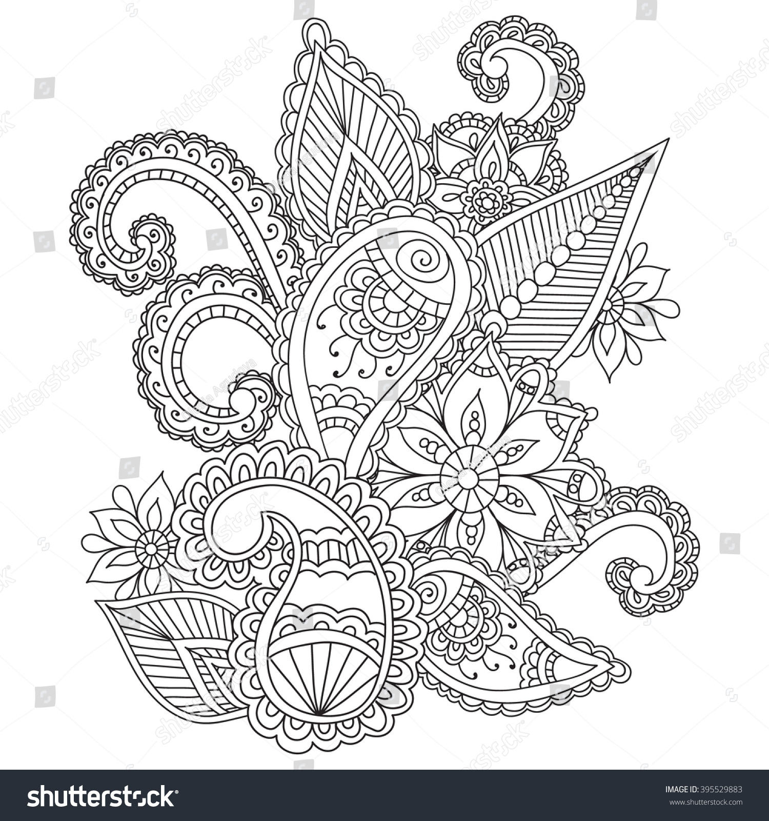 mehndi coloring pages free coloring pages download xsibe henna