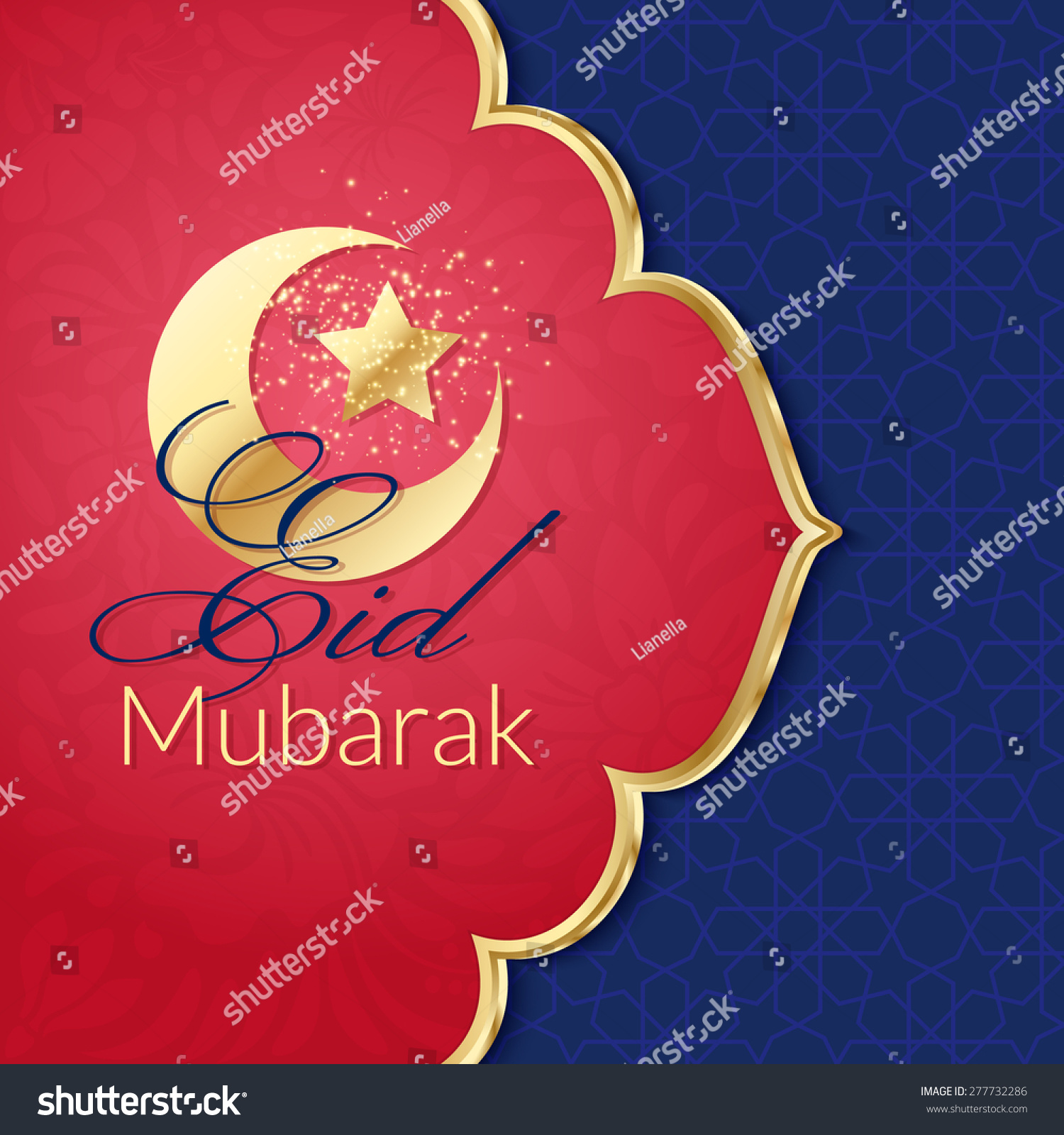 Eid Worksheet Star And Cresent